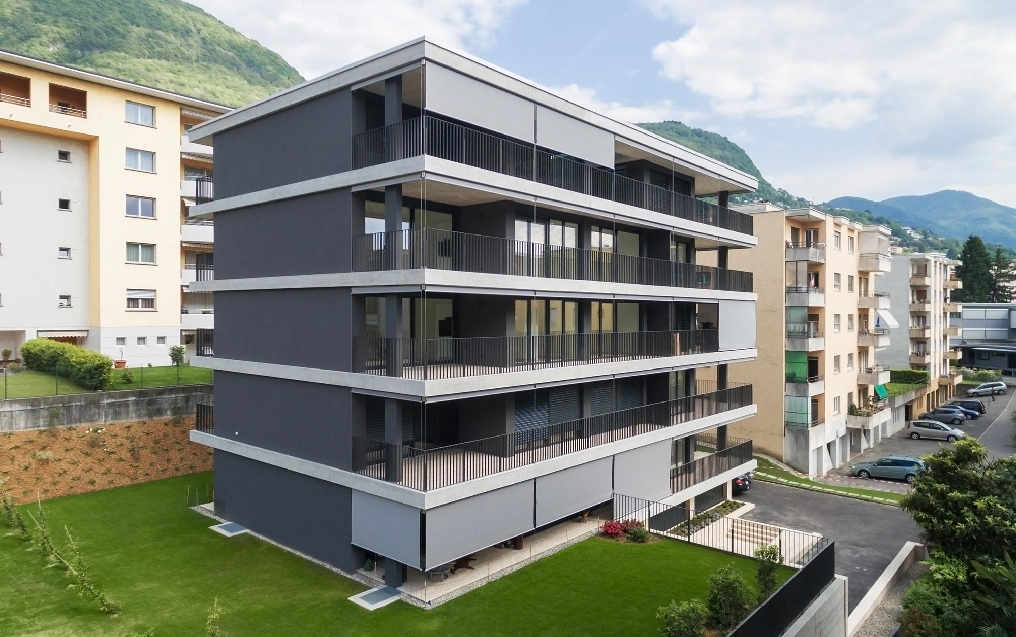 Rent a 3 room Detached house property in Lugano